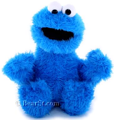 Gund Bigger Cookie Monster