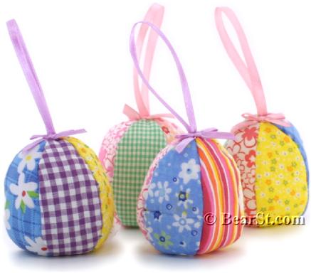 Gund Fanciful Easter Eggs